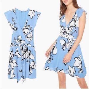 NWT Parker Sahara Floral Mini Dress 8